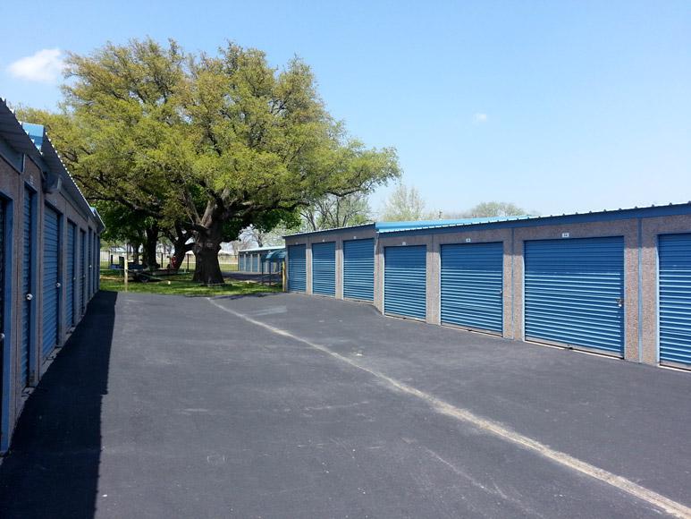 Dixie Street Storage Units & Bankhead Self Storage